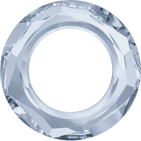 Swarovski 4139 - Cosmic Ring, CR Blue Shade