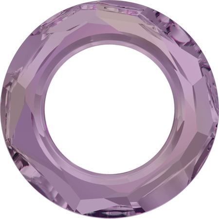 Swarovski 4139 - Cosmic Ring, CR Lilac Shadow