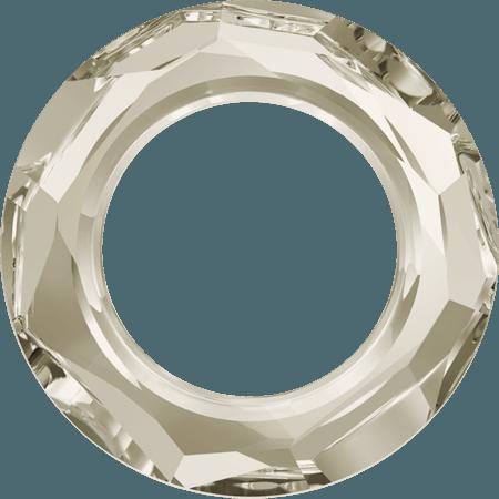 Swarovski 4139 - Cosmic Ring, CR Silver Shade