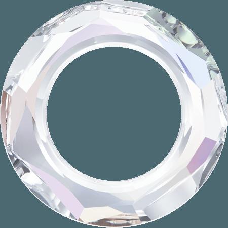 Swarovski 4139 - Cosmic Ring, Crystal AB