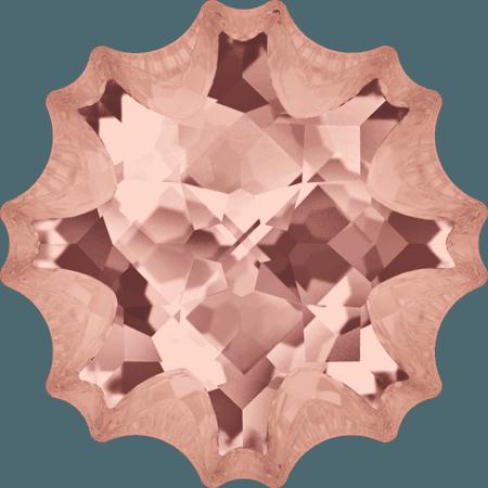 Swarovski 4195 - Jelly Fish, Blush Rose