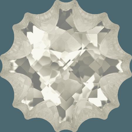 Swarovski 4195 - Jelly Fish, Crystal Silver Shade