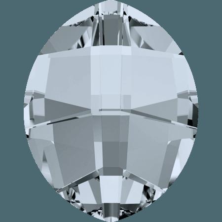 Swarovski 4224 - Pure Leaf, CR Blue Shade