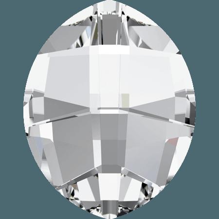 Swarovski 4224 - Pure Leaf, Crystal