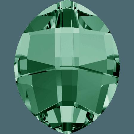 Swarovski 4224 - Pure Leaf, Emerald