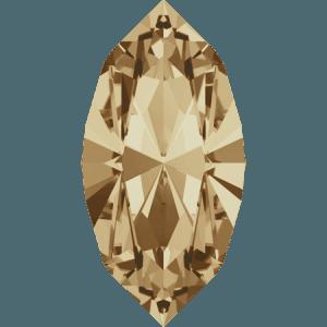 Swarovski 4228 CR Golden Shadow