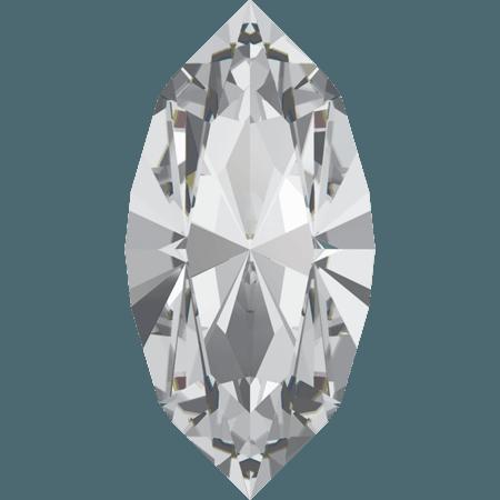 Swarovski 4228 - XILION Navette, Crystal