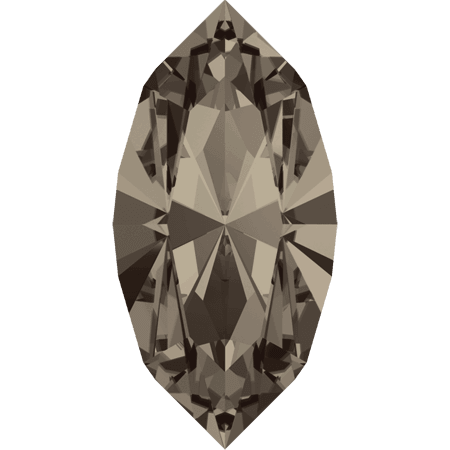 Swarovski 4228 - XILION Navette, Greige