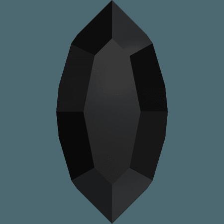 Swarovski 4228 - XILION Navette, Jet