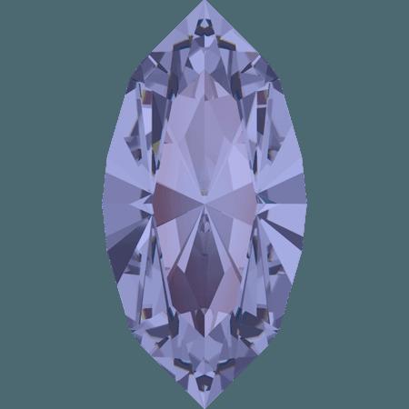 Swarovski 4228 - XILION Navette, Provence Lavender