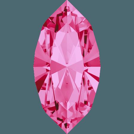 Swarovski 4228 - XILION Navette, Rose