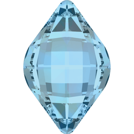 Swarovski 4230 - Lemon, Aquamarine