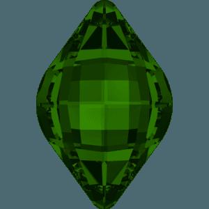 Swarovski 4230 Dark Moss Green