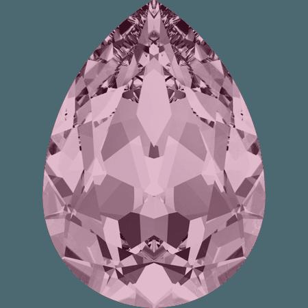Swarovski 4320, CR Antique Pink