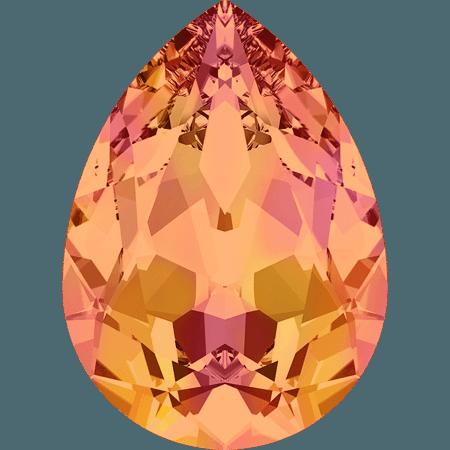 Swarovski 4320, CR Astral Pink