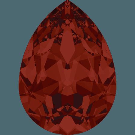 Swarovski 4320, CR Red Magma