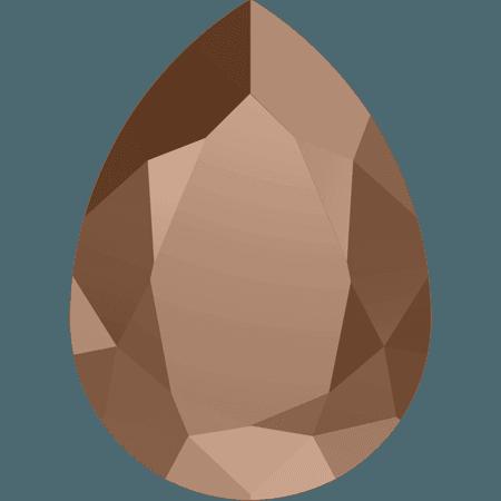Swarovski 4320, CR Rose Gold