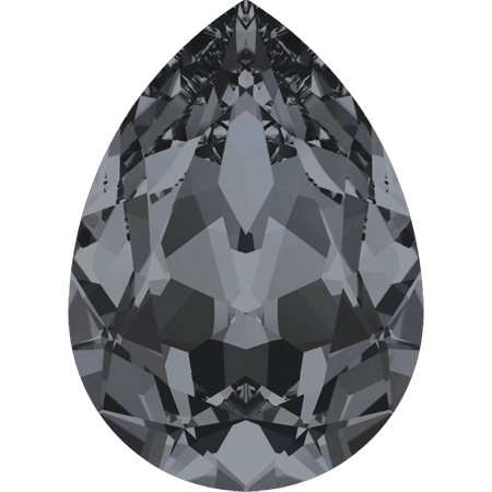 Swarovski 4320, CR Silver Night