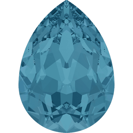 Swarovski 4320, Caribbean Blue Opal