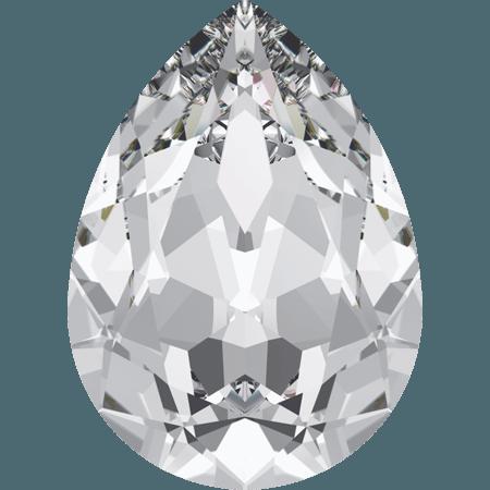 Swarovski 4320, Crystal