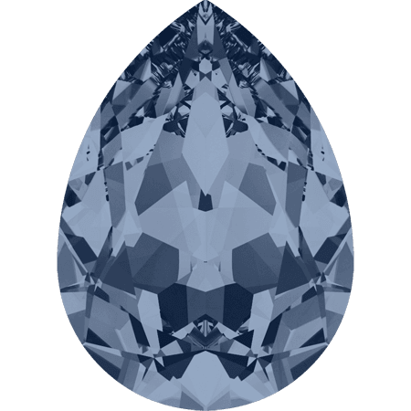 Swarovski 4320, Denim Blue