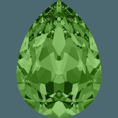 Swarovski 4320 Fern Green