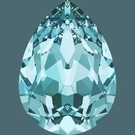 Swarovski 4320, Light Turquoise