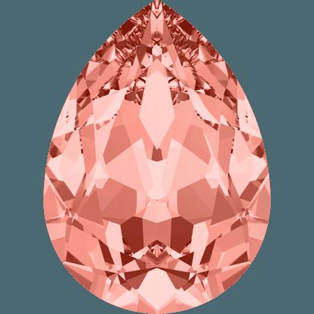 Swarovski 4320, Rose Peach
