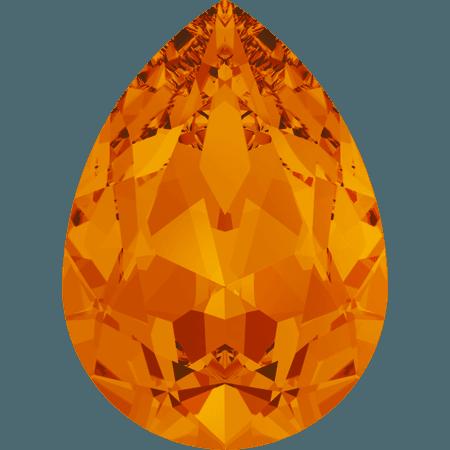 Swarovski 4320, Tangerine