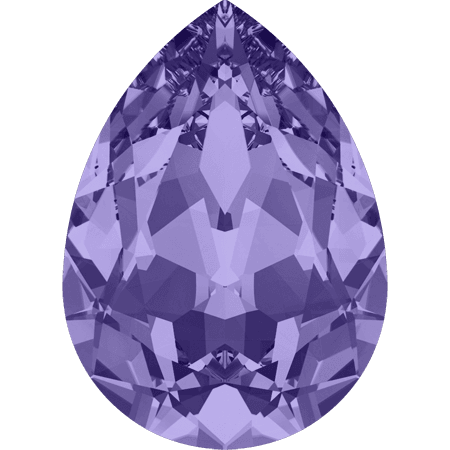Swarovski 4320, Tanzanite