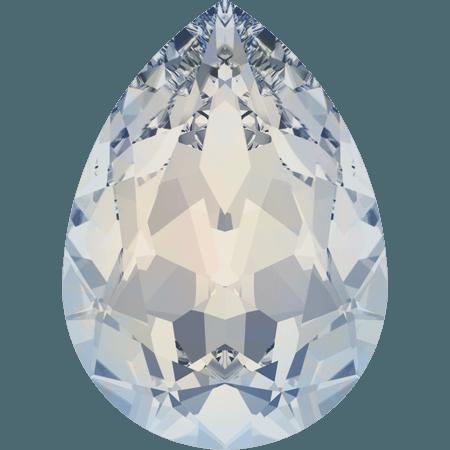 Swarovski 4320, White Opal