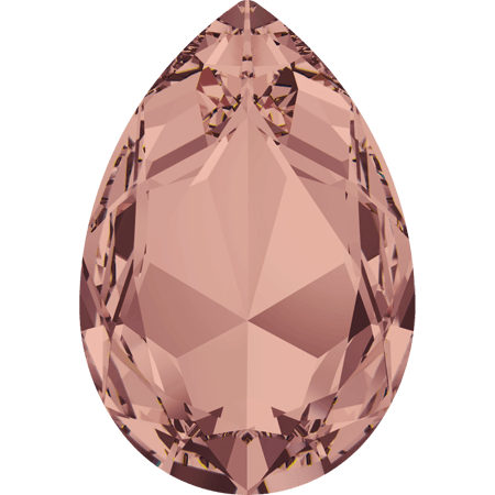Swarovski 4327, Blush Rose