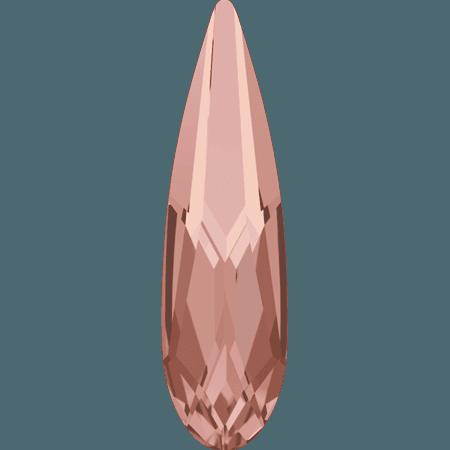 Swarovski 4331 - Raindrop, Blush Rose