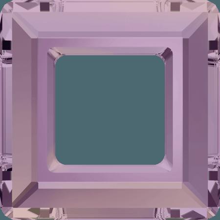 Swarovski 4439 - Square Ring, CR Lilac Shadow UF
