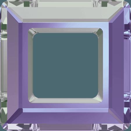 Swarovski 4439 - Square Ring, CR Vitrail Light UF