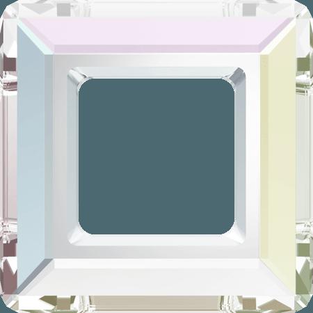 Swarovski 4439 - Square Ring, Crystal AB UF