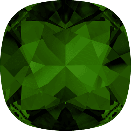 Swarovski 4470, Dark Moss Green