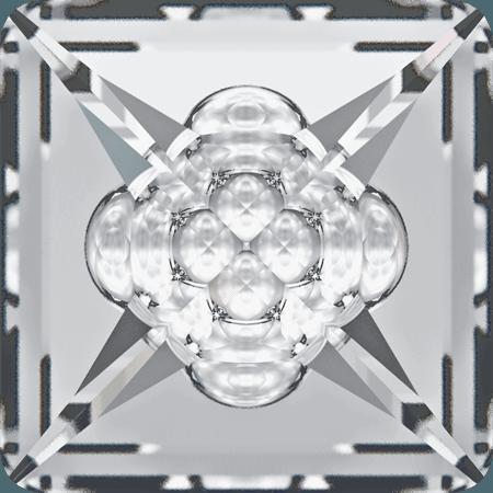 Swarovski 4481 - Vision Square, Crystal