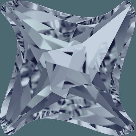 Swarovski 4485 - Twister, Crystal Blue Shade