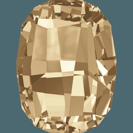 Swarovski 4795 CR Golden Shadow