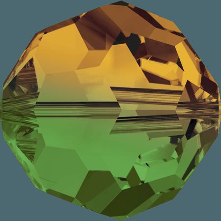 Swarovski 5000, Fern Green - Topaz Blend