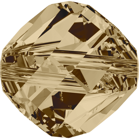 Swarovski 5020 - Helix, CR Golden Shadow
