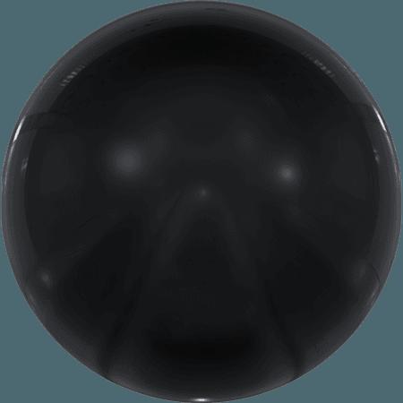 Swarovski 5028/4 - Crystal Globe, Jet