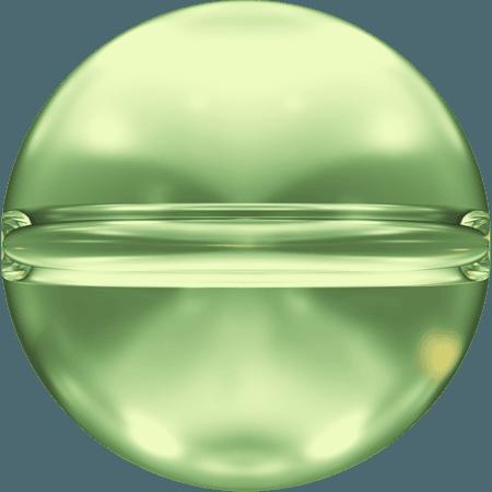 Swarovski 5028/4 - Crystal Globe, Peridot