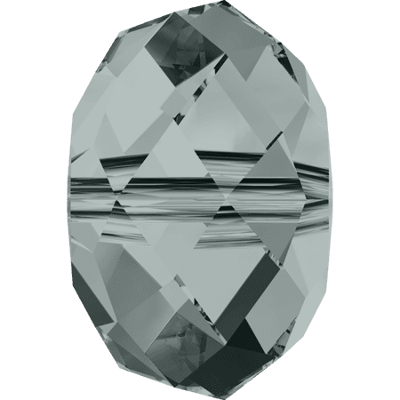 Swarovski 5040 - Briolette, Black Diamond