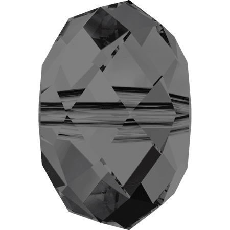 Swarovski 5040 - Briolette, CR Silver Night