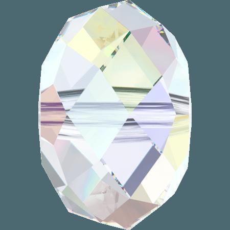 Swarovski 5040 - Briolette, Crystal AB