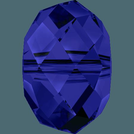 Swarovski 5040 - Briolette, Dark Indigo