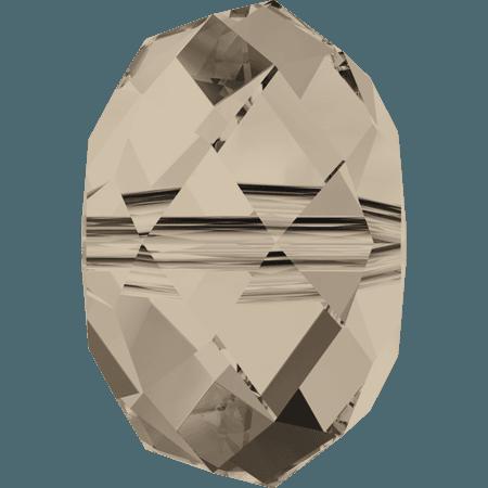 Swarovski 5040 - Briolette, Greige