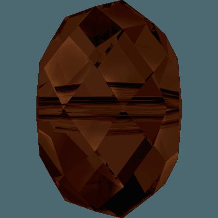 Swarovski 5040 - Briolette, Mocca